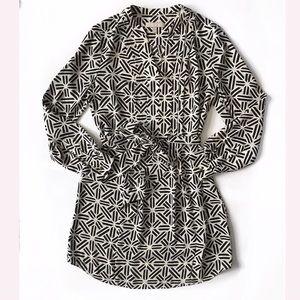 🛍 Banana Republic shirt dress size 2